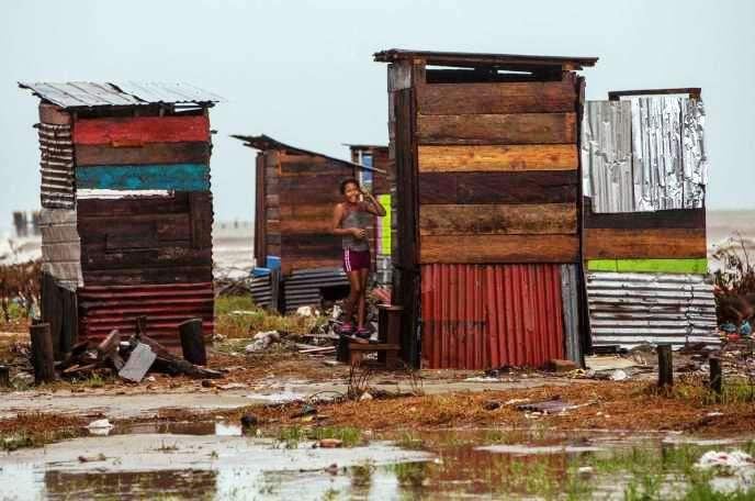 L'ouragan Iota s'abat sur l'Amérique centrale (Le Monde / AFP)