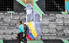 En Colombie, garantir le droit à la vie (Ruth Rojas et Laurent Perpigna Iban / Ballast)