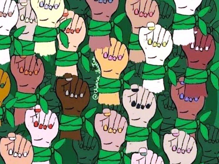 Communiqué de FAL. Avortement légal, sûr et gratuit: une victoire historique en Argentine et une lutte qui avance dans toute l'Amérique latine.