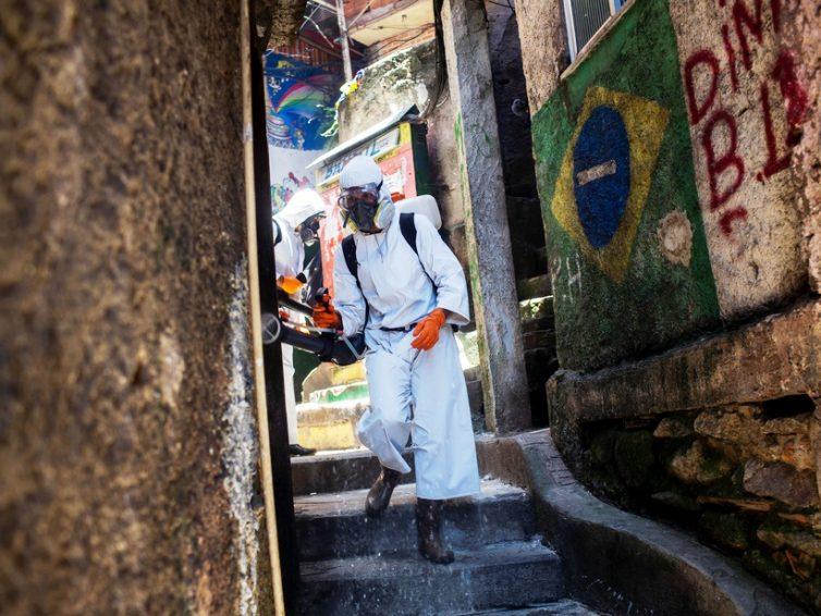 Covid 19. L'OMS sonne l'alarme sur la situation au Brésil et au Mexique (La Presse / AFP)