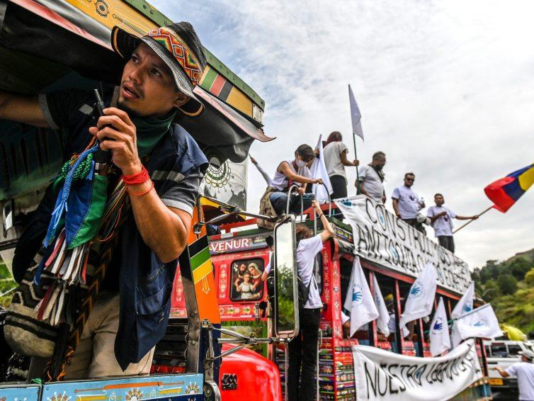 Colombie: que sont devenus les anciens combattants des FARC? (Amnesty International)