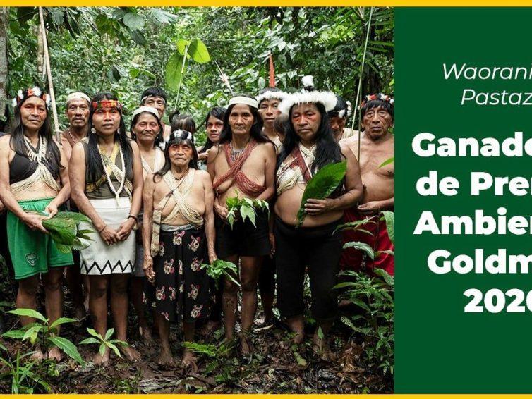 Prix Goldman : six personnalités et six combats pour l'environnement dans le monde (Christelle Guibert / Ouest-France)