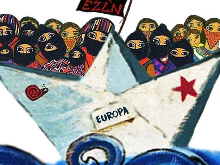 Déclaration commune d'une partie de l'Europe d'en-bas et de l'Armée Zapatiste de Libération Nationale