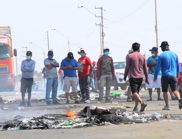 Pérou: un pays à bout de souffle? (Marie-France Chatin / RFI)