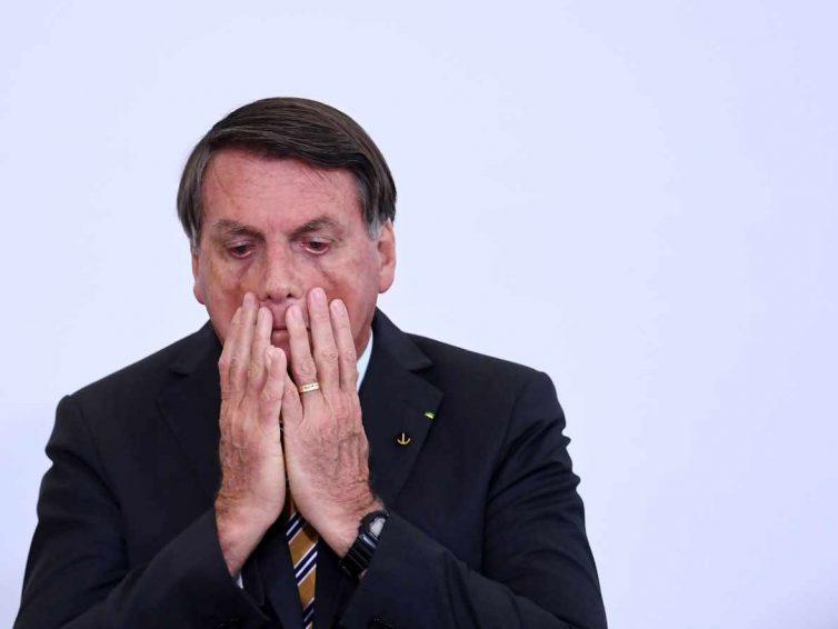 Pour le président Jair Bolsonaro, « le Brésil est en faillite» (RFI / Le Monde)