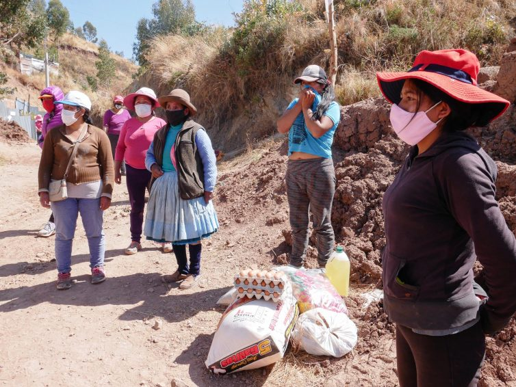 Pérou : projet de solidarité du comité FAL du Val de Marne (vidéo)