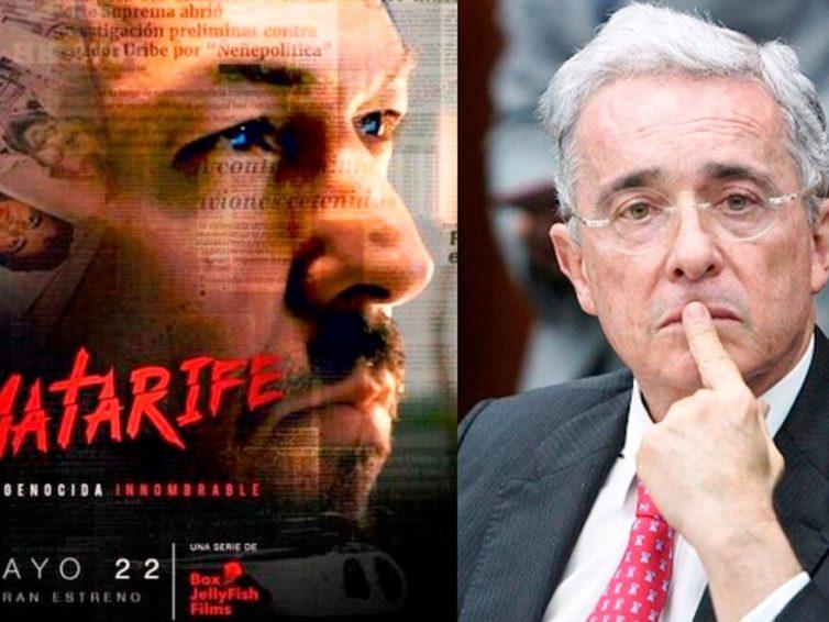 «Matarife», la mini-série colombienne dénonçant l'ancien président Uribe, arrive en France (article de Guylaine Roujol Perez / Le Parisien et vidéos)