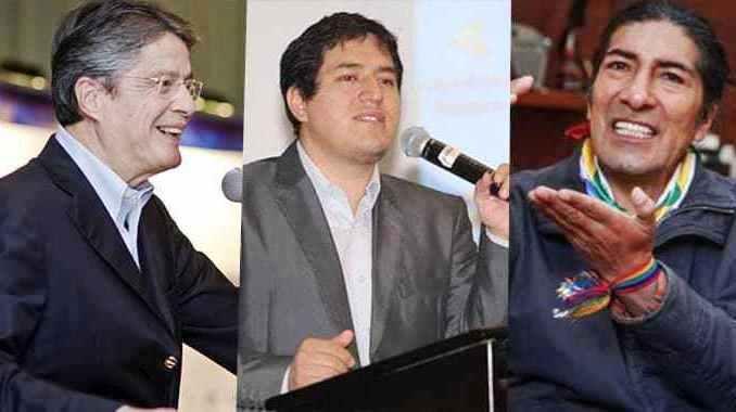 Présidentielle : l'Équateur à l'heure des recomptes (François-Xavier Gomez / Libération)