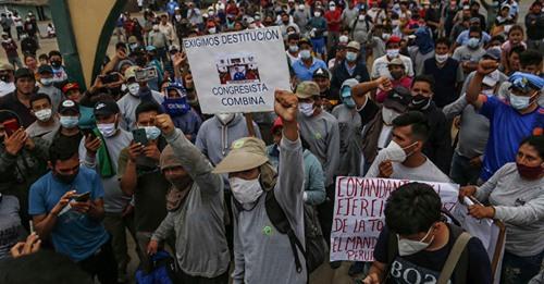 Au Pérou, le gouvernement veut calmer la colère des travailleurs agricoles ( RFI / AFP)