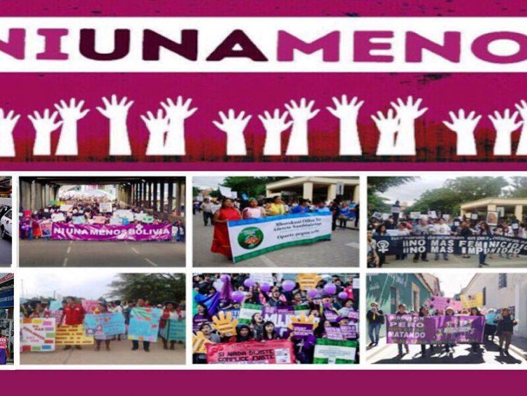 Les féminicides, une autre épidémie destructrice en Bolivie, cachée par le Covid-19 (Julie Ducos / Espaces Latinos)