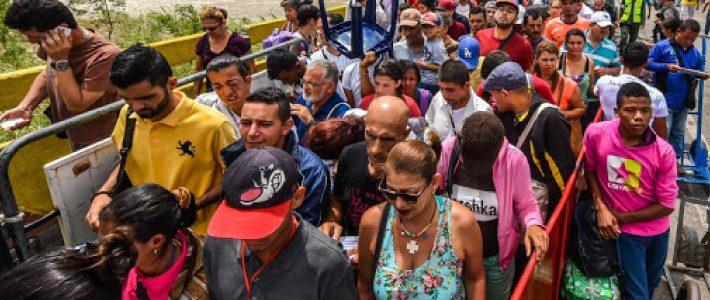La Colombie sur le point de régulariser près d'un million d'exilés vénézuéliens (Romain Droog / Espaces Latinos)