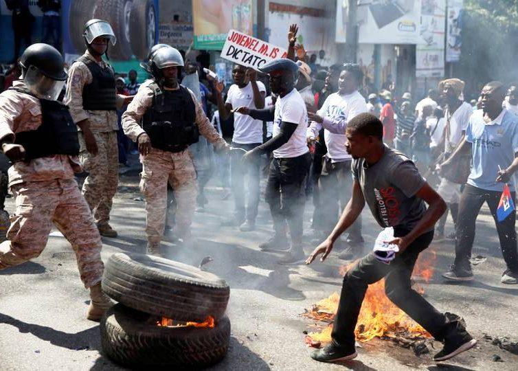 Haïti, la France et la politique du pire (tribune de Frédéric Thomas / Libération)