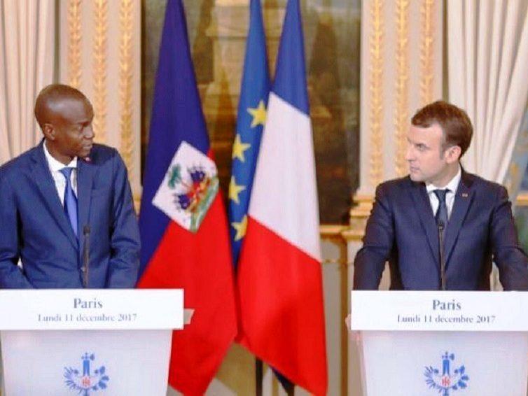Crise politique à Haïti (Tribune de Frédéric Thomas / CETRI et article de France 24)
