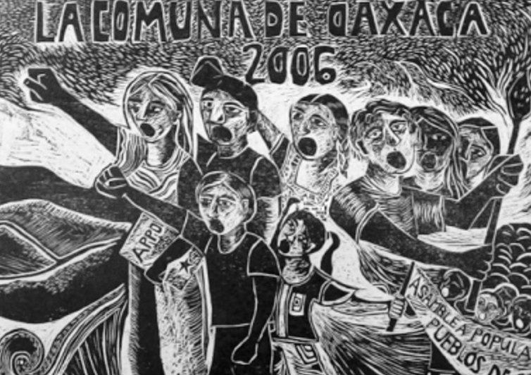 Il y a quinze ans : la commune de Oaxaca (Patrick Guillaudat / Contretemps)