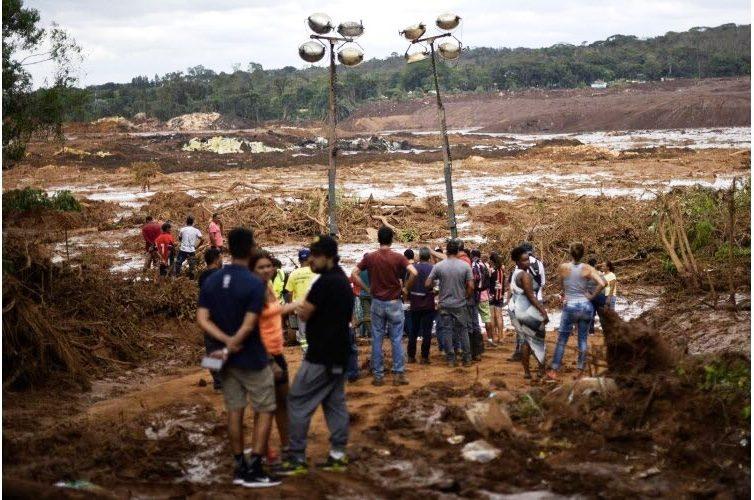 Vale va payer pour la catastrophe de Brumadinho (AFP / L'Alsace)