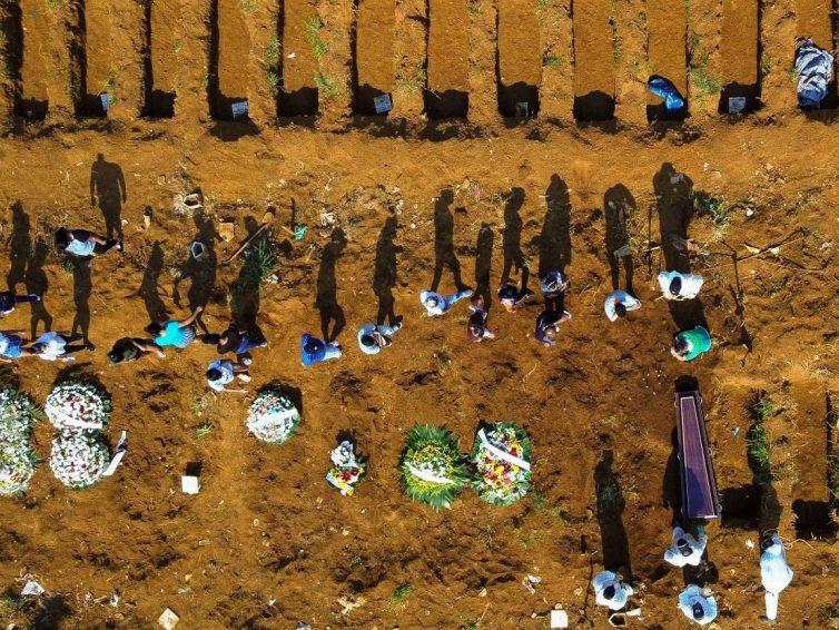 Covid-19 au Brésil : un violent bilan vu d'en haut (Nathalie Hernandez / France Culture)