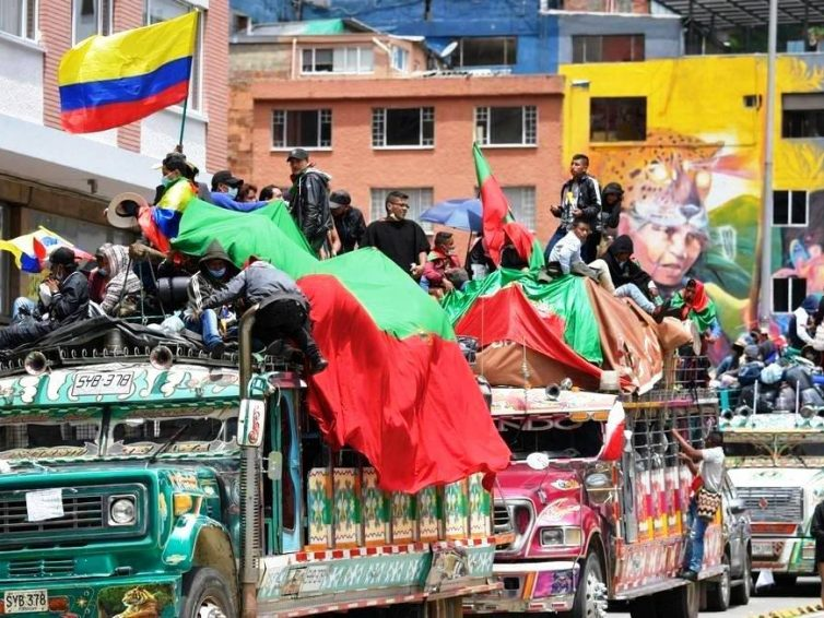 Colombie : quatre années après les Accords de Paix, (vidéo de la visioconférence-table ronde organisée par FAL le 23 février 2021)