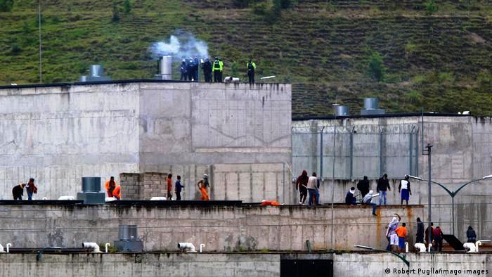 Une crise pénitentiaire sans précédent en Équateur appelle à une réforme du système carcéral (Julie Ducos / Espaces Latinos)