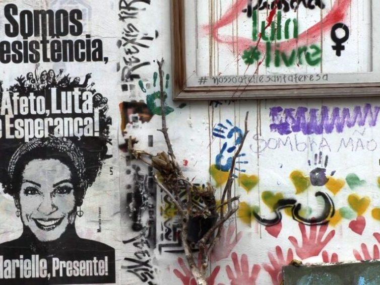 «Les assassins n'imaginaient pas que Marielle deviendrait une légende» (Câe Vasconcelos / Ponte Jornalismo / Traduction par Autres Brésils)