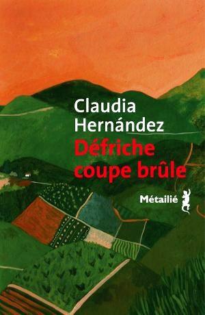 Résiliences féminines: la Salvadorienne Claudia Hernández publie son premier roman «Défriche coupe brûle» (Lionel Igersheim / Espaces Latinos)