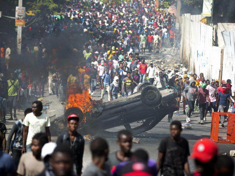 Haïti se soulève : entretien avec Jean-Laurent Lhérisson (Acta Zone)