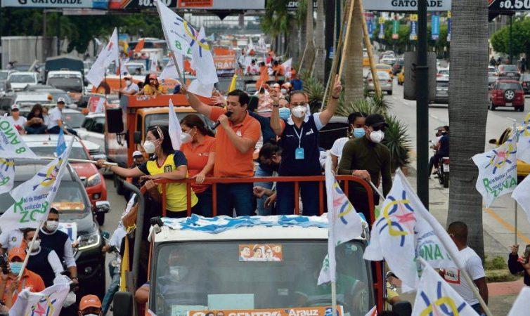 Équateur: deuxième tour électoral le dimanche 11 avril (revue de presse fr./esp.)