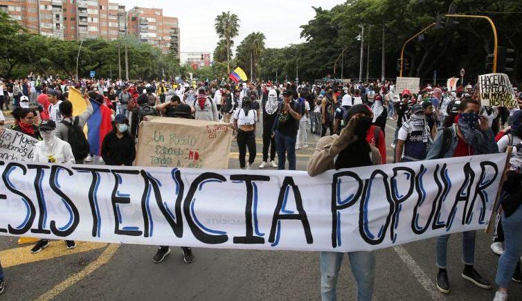 Colombie: troisième semaine de mobilisations, répression, solidarités (revue de presse)
