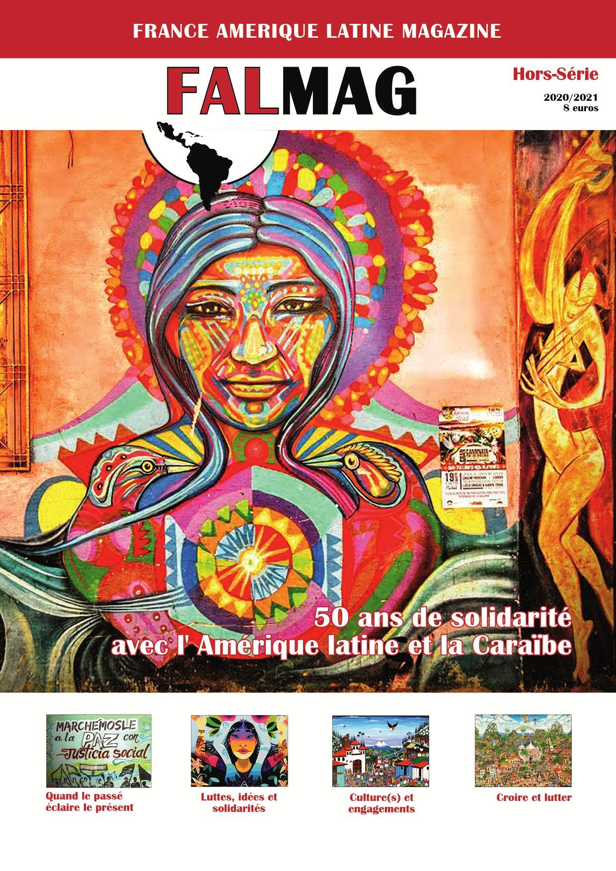 50 ans de solidarité avec l'Amérique latine et la Caraïbe.