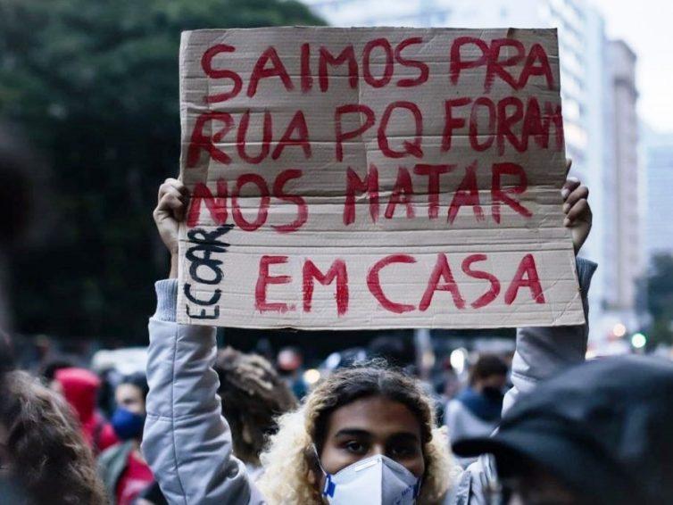 Brésil : au moins 25 morts lors d'une opération antidrogue à Rio dans la favela de Jacarezinho (article Le Monde / AFP et communiqué de Amnesty International)