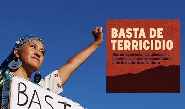Des femmes indigènes traversent l'Argentine pour dénoncer un «terricide» (Théo Conscience / RFI)