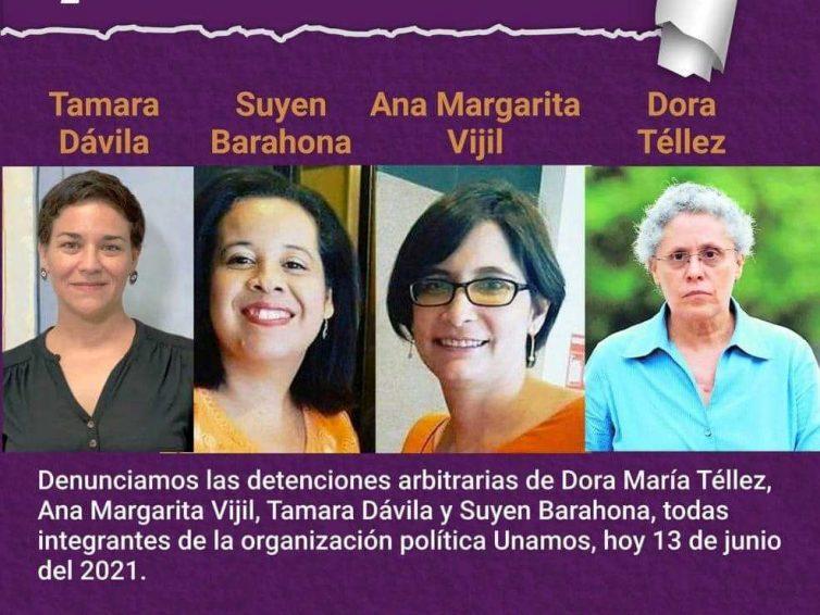 Arrestations d'opposants au Nicaragua (revue de presse)