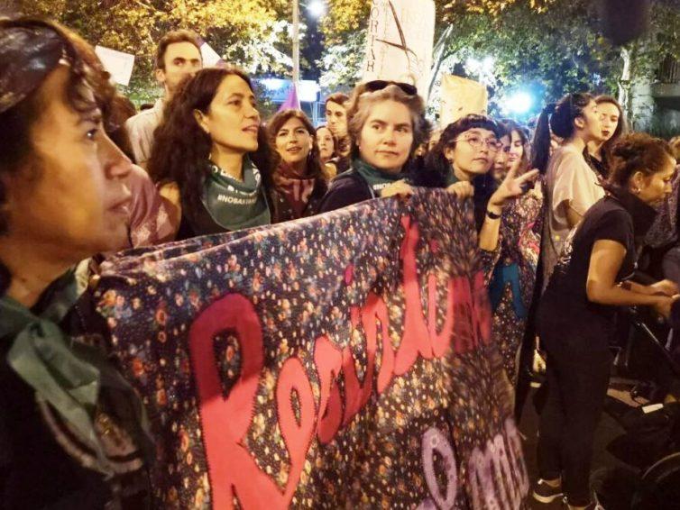 Chili : territoire féministe, rebelle et constituant (Danixa Navarro et Rocío Alorda / Capire)