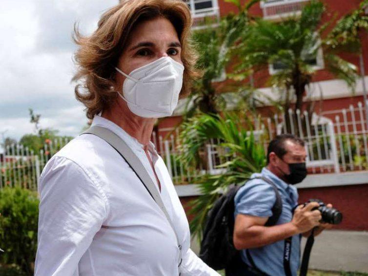 Nicaragua: l'opposante Cristiana Chamorro assignée à résidence (Le Monde / AFP)