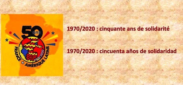 Cycle de formation de France Amérique Latine à l'occasion de ses 50 ans (visioconférences)