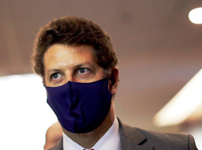 Ricardo Salles, le sulfureux ministre de l'Environnement brésilien, démissionne (Le Temps / AFP)