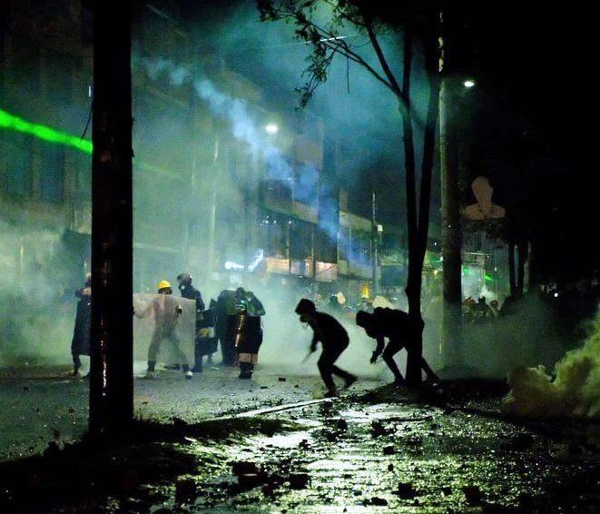 Colombie : au pic du Covid, on ne parle que du « Paro » (Olga González / Club Médiapart)