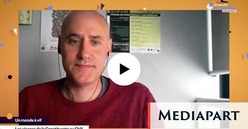 Chili: les visages d'un «séisme politique» (entretien avec Franck Gaudichaud, président de FAL par Fabien Escalona / Médiapart)
