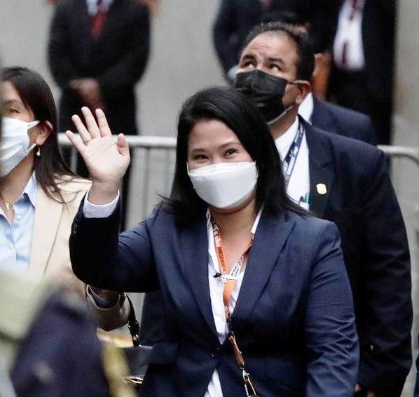 Pérou: Keiko Fujimori ne repassera pas (tout de suite) par la case prison (RFI / AFP)