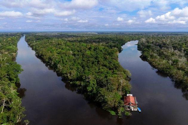 L'Amazonie commence à émettre du CO2 au lieu d'en absorber (Huffington Post / AFP)