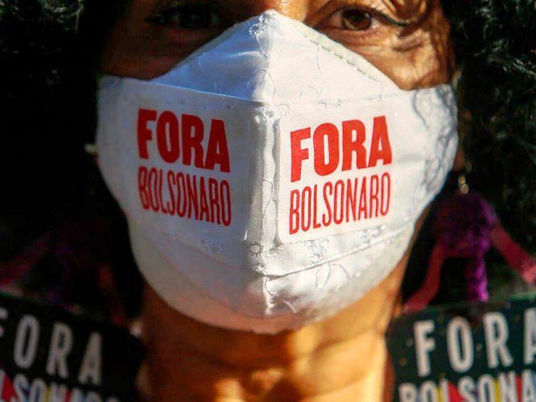 Brésil : des milliers de manifestants anti-Bolsonaro dans les rues (France 24)