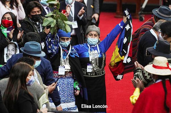 Femme et Mapuche: le nouveau visage du Chili (Noam Titelman / Nueva Sociedad / traduction par À l'Encontre)
