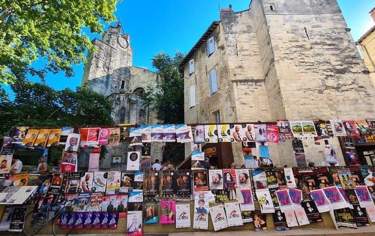 France Amérique Latine fait son festival enAvignon, 2021 (Fabien Cohen, secrétaire général de FAL)