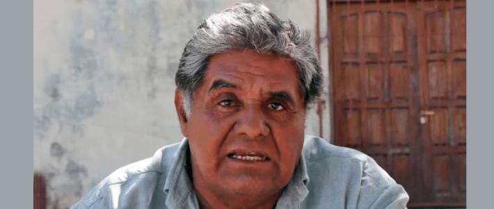 Rencontre avec Israel Alegre de la communauté Nanqom de Formasa en Argentine (Alicia Blanco / Pressenza)