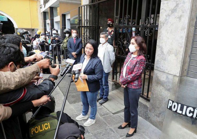 Présidentielle au Pérou: violences sur fond de recours judiciaire de Keiko Fujimori (Wyloën Munhoz-Boillot / RFI)