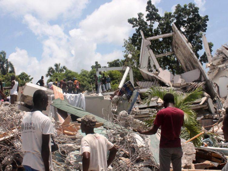 Haïti : un séisme meurtrier (revue de presse)