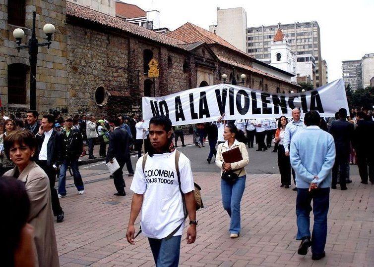 Colombie: les lendemains désenchantés du processus de paix (Frédéric Thomas- CETRI / Le Soir)