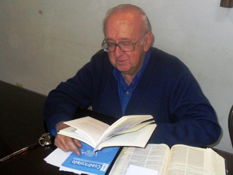 Hommage à Pablo Richard / Pésame por Pablo Richard (Association d'Ex-Prisonniers Politiques Chiliens-France / Asociación de Ex-Presos Políticos-Francia)
