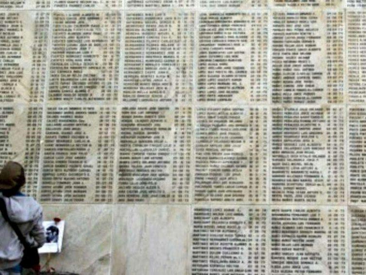Au Chili, le 11 septembre marque le coup d'État militaire de Pinochet en 1973 (Justine Fontaine / RFI)