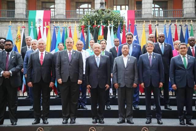 Amérique latine. Au sommet de la Celac, Mexico tient tête à Washington (Rosa Moussaoui / L'Humanité)