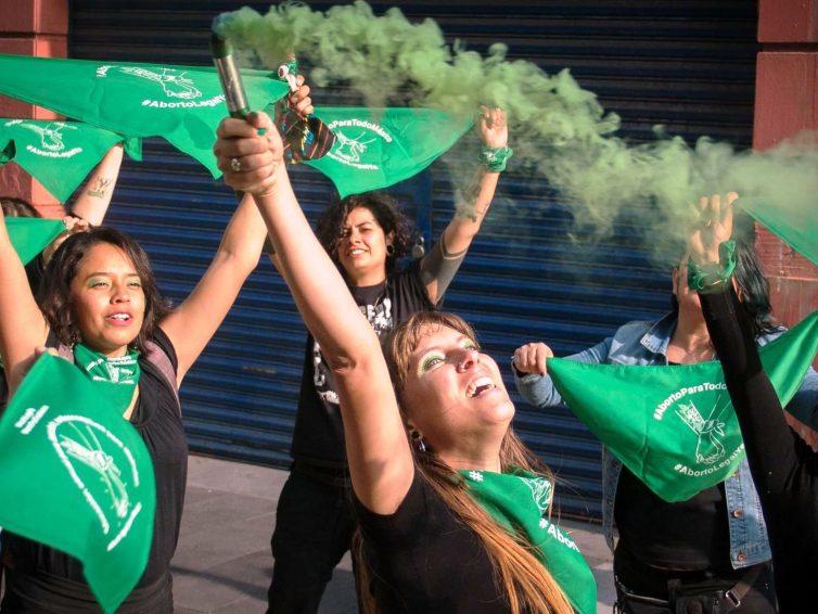 Le Mexique dépénalise l'avortement après un vote historique (Libération / AFP)